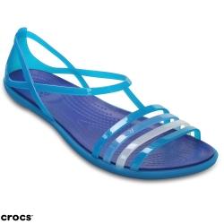 Crocs卡駱馳(女) 伊莎貝拉夏日涼鞋-202465-4P1