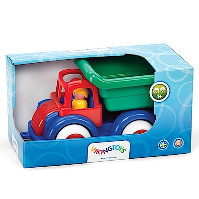 瑞典Viking Toys維京玩具-卡車禮盒