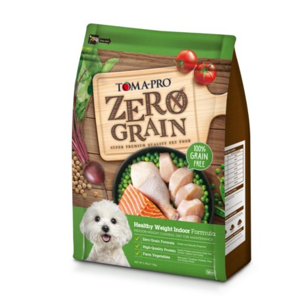 優格TOMA-PRO 室內犬體重管理配方無穀狗糧15磅