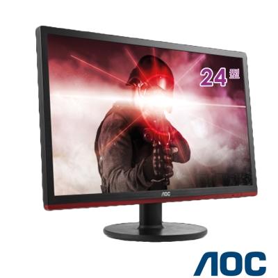 AOC G2460VQ6 24型電競寬電腦螢幕