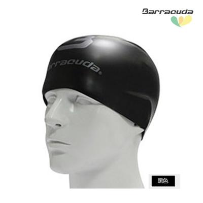 美國Barracuda巴洛酷達成人矽膠 3D泳帽-3DCAP