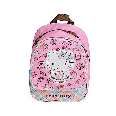 Sanrio HELLO KITTY小童用後背包S(下午茶)