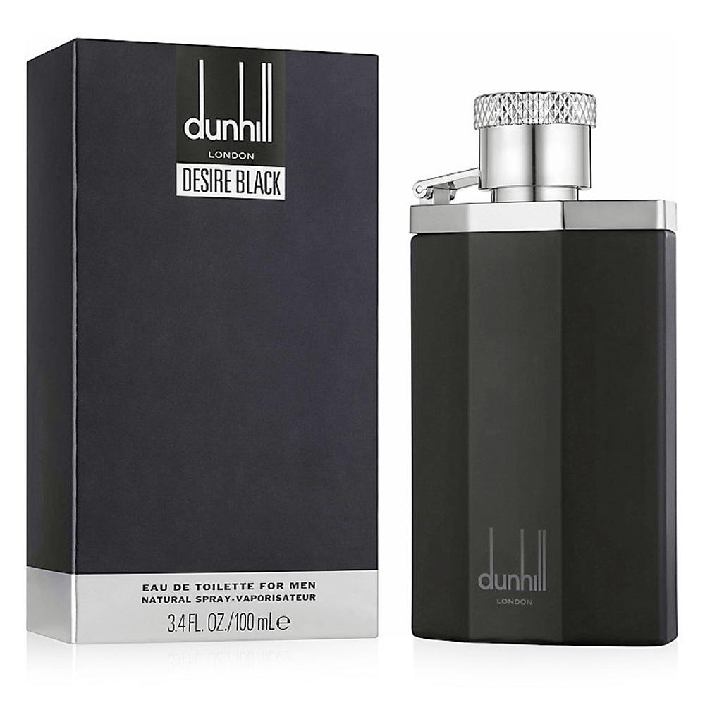 Dunhill Desire Black 登喜路夜幕紳士男性淡香水100ml