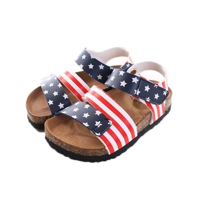 星星旗涼鞋 sh9738