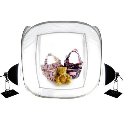 digiXtudio 70cm攝影棚(70cm+250W雙燈) - 實用型