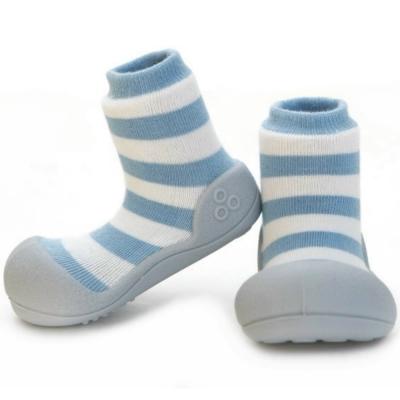 韓國Attipas 快樂學步鞋AN 06 -花香藍