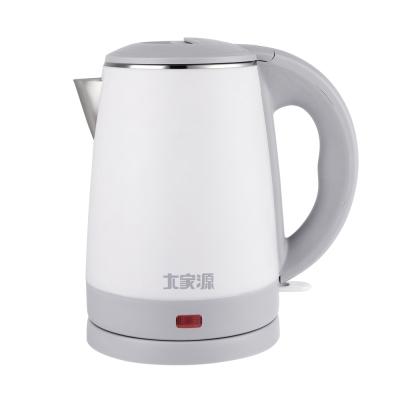 大家源-不鏽鋼寬口防燙快煮壺-TCY-2732