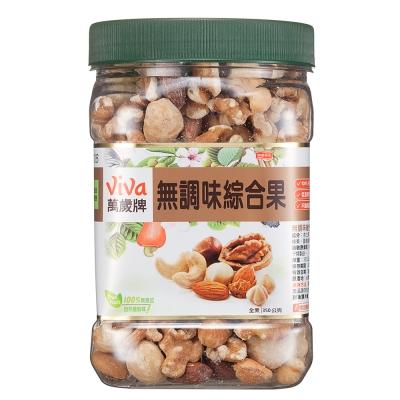 萬歲牌 無調味綜合果方型罐(350g)