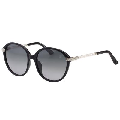 SWAROVSKI太陽眼鏡-經典款-黑色SW9044