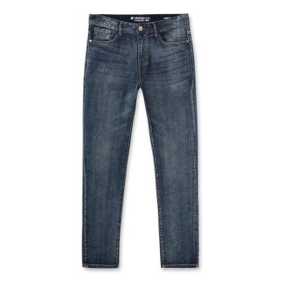Hang-Ten-男裝-時尚修身牛仔褲-藍