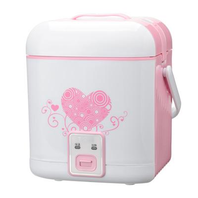 大家源隨行電子鍋TCY-3012-粉紅限量款
