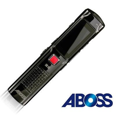 ABOSS數位錄音筆4GB-VR-X10