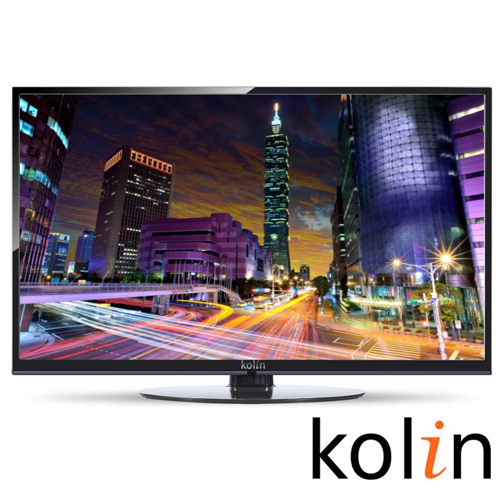 KOLIN歌林32吋LED液晶顯示器視訊盒KLT-32E06