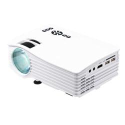 IS愛思 P040W 140吋WiFi無線同屏鏡射微型投影機