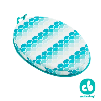 Creative Baby 外出野餐防水舒適座墊/洗澡跪墊 (日式和風)