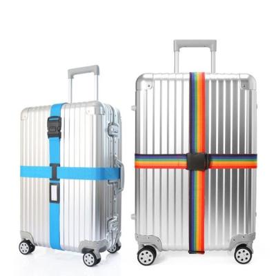 行李箱用密碼鎖十字束帶旅行箱打包帶