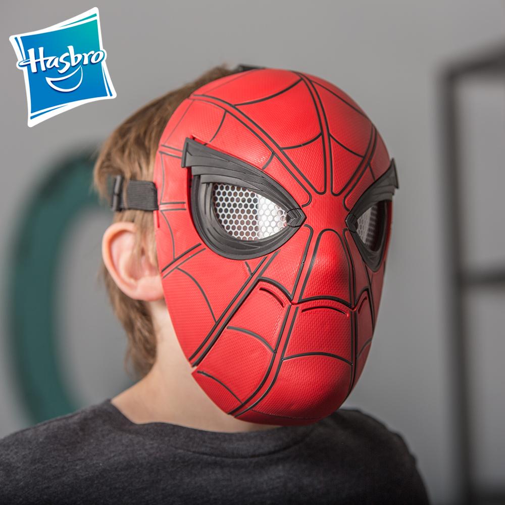 漫威蜘蛛人電子聲光面具