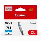 CANON CLI-781XL-C 原廠藍色高容量墨水匣