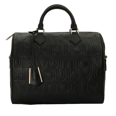 LV【M95816】限量秀包PARIS CUBE SPEEDY 30