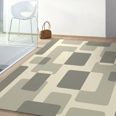 范登伯格 - 悠然 進口地毯 - 格局 (140 x 200cm)