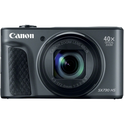 【64G原電】Canon SX730 HS 高倍變焦薄型類單眼(公司貨)