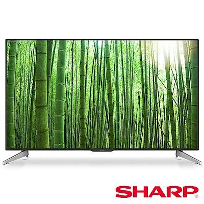 SHARP 夏普 70型 4K日本原裝連網液晶電視 LC-70U33JT