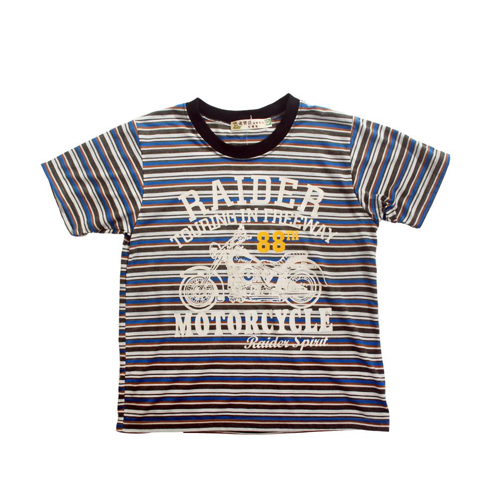 魔法Baby 台灣製大童短袖T恤 k40302