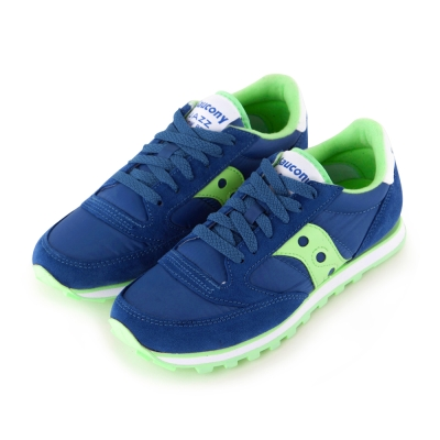 女-美國-SAUCONY-經典時尚休閒輕量慢跑球鞋