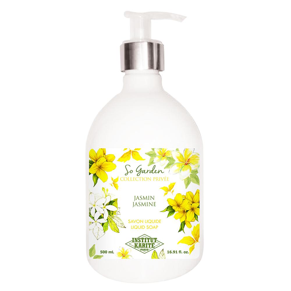 Institut Karite Paris 巴黎乳油木茉莉花園香氛液體皂500ml