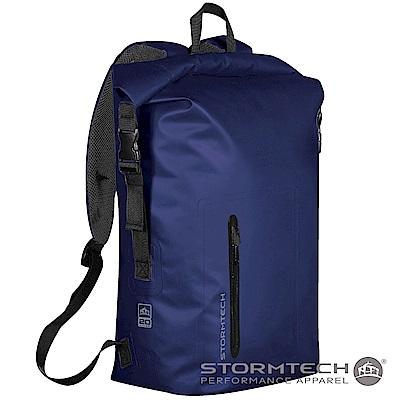 【加拿大STORMTECH】WXP-2 防水旅行背包20L-藍
