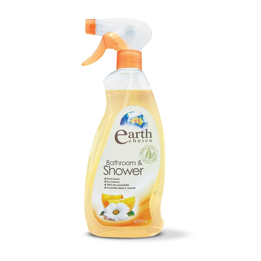 澳洲Natures Organics 植粹浴室清潔劑600ml