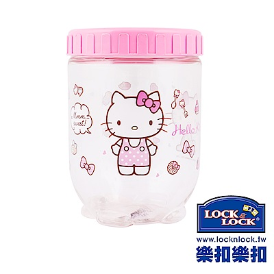 HELLO KITTY INTERLOCK魔法轉轉罐700ML(快)