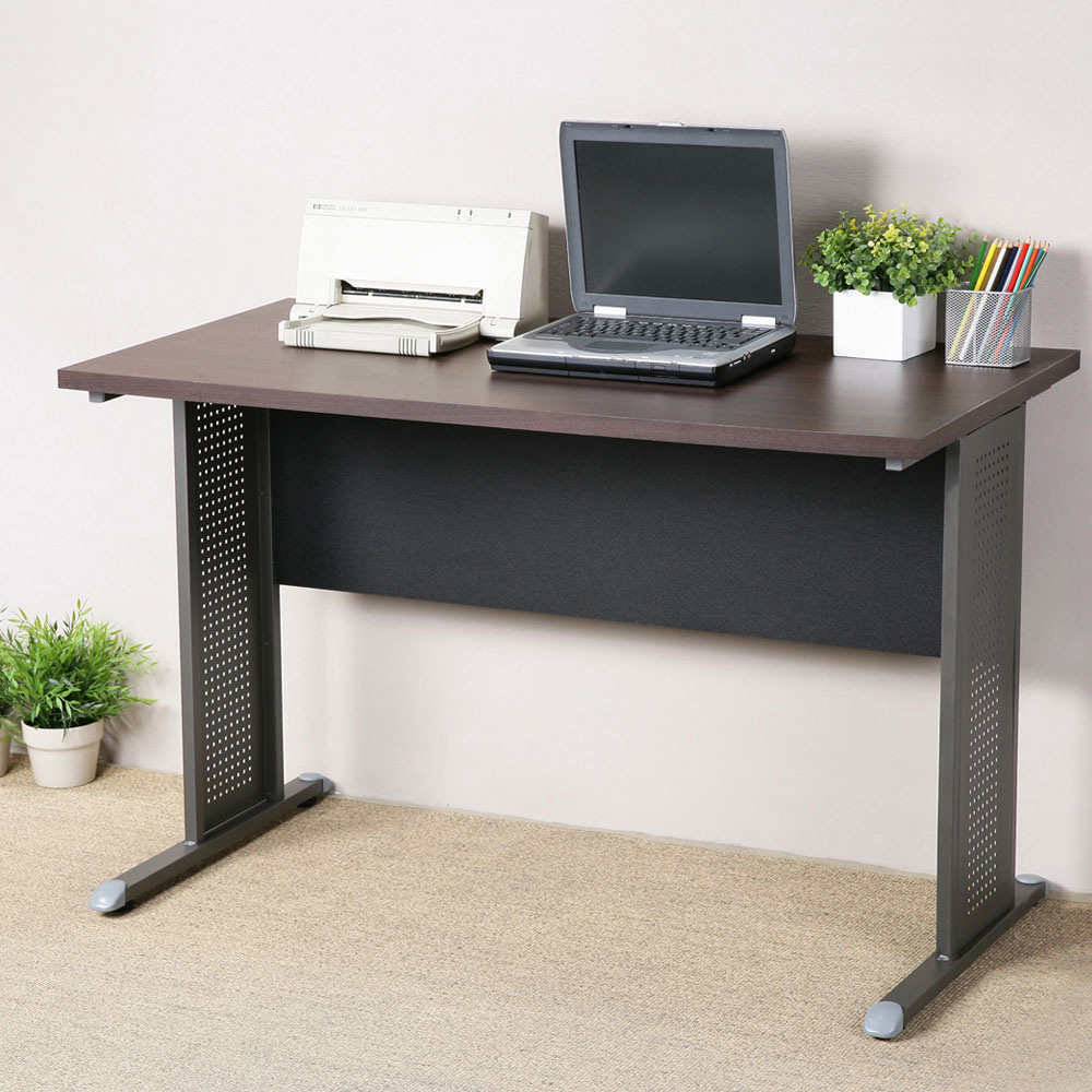Homelike 路易120x60辦公桌-加厚桌面