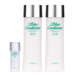 ALBION 艾倫比亞 健康化妝水N 330mlx2瓶贈健康化妝水27ml