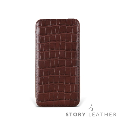 STORYLEATHER SAMSUNG S8 / S8+ 眼鏡盒式上抽 客製化...