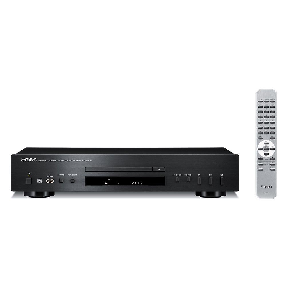 Yamaha Hi-Fi CD播放器 (CD-S300) 黑色