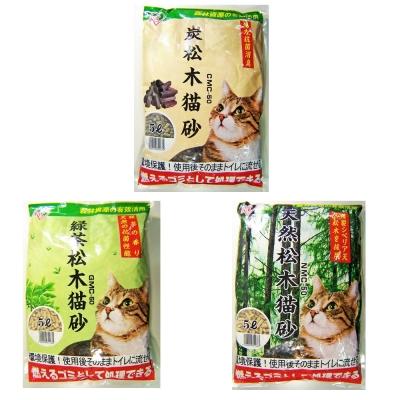 日本IRIS 松木貓砂 5L X 2包入