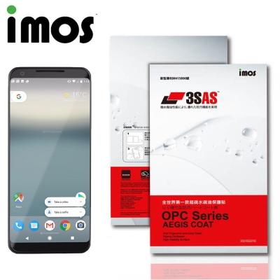 iMos Google Pixel 2 XL 3SAS 疏油疏水 螢幕保護貼