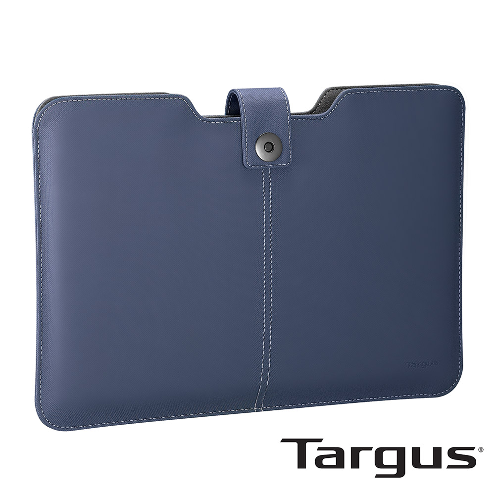 Targus 13 吋斜紋電腦保護套 (藍色) product image 1