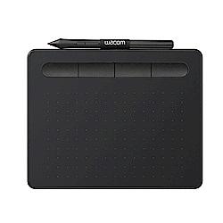 Wacom Intuos Basic 繪圖板 (入門版 CTL4100)(黑)