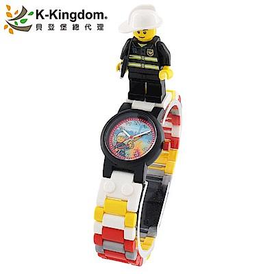 LEGO 樂高手錶 城市消防員 8020011