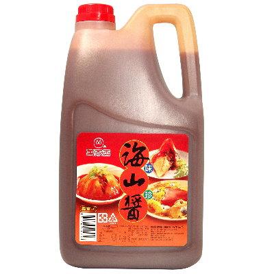 萬家香 海山醬(3200g)