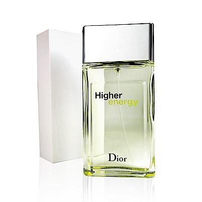 Dior迪奧 HIGHER ENERGY男性淡香水 100ML TEST(環保盒)