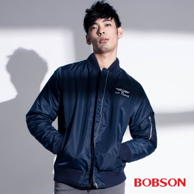 BOBSON  男款飛行夾克