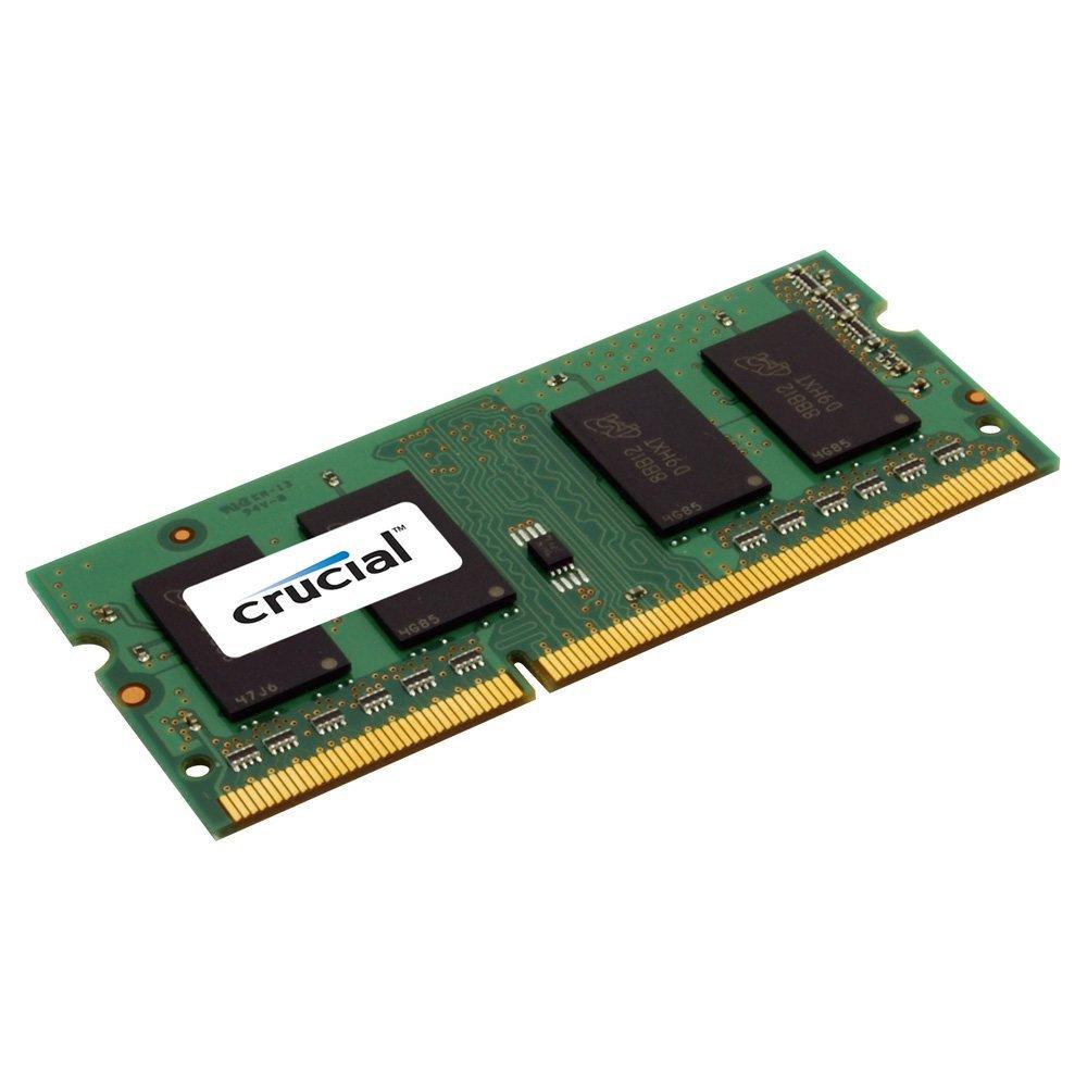 Micron Crucial NB-DDR3L 1600/8GB RAM 筆記型記憶體