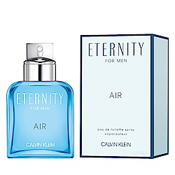Calvin Klein CK Eternity Air永恆純淨男性淡香水100ml