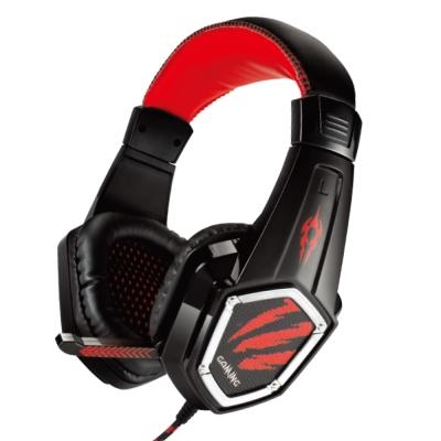 TCSTAR 雙耳頭戴式耳機麥克風TCE9000RD