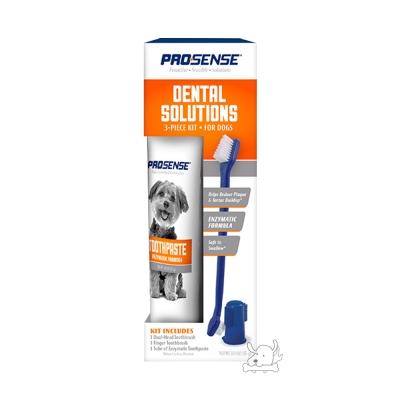 8in1 美國 PRO SENSE 口腔保健組合包 3oz牙膏+牙刷 1組
