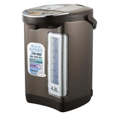 大家源5段定溫調乳電熱水瓶 TCY-2335