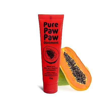 澳洲Pure Paw Paw 神奇萬用木瓜霜 25g(原味)